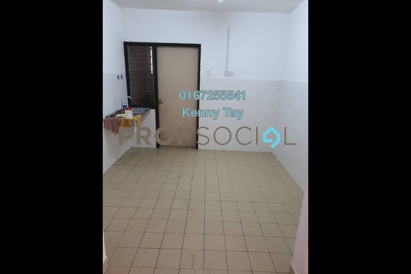 Apartment For Sale in Plaza Metro Prima, Kepong Freehold Semi Furnished 3R/2B 345k