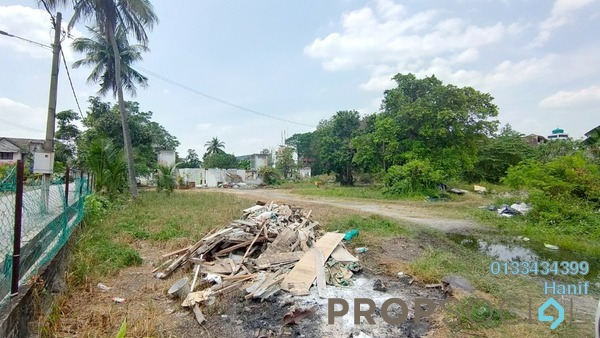 Land For Sale in Taman Gombak, Gombak Freehold Unfurnished 0R/0B 15m