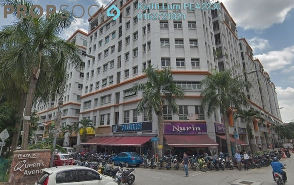 Office For Rent in Queen's Avenue, Cheras Freehold Semi Furnished 2R/0B 2.5k