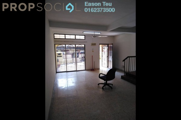 Terrace For Rent in Taman Sri Sinar, Segambut Freehold Semi Furnished 3R/3B 1.3k