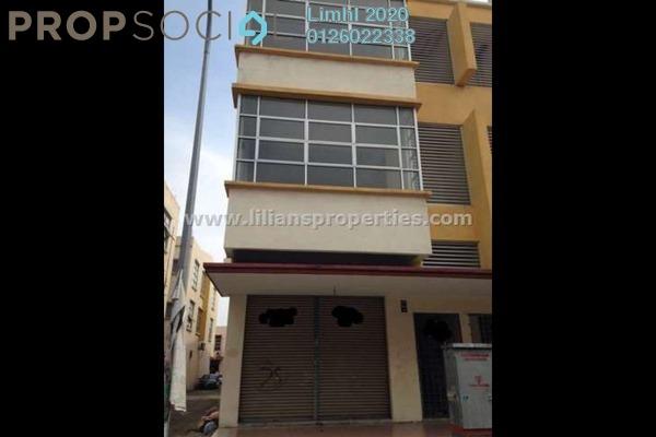 Shop For Rent in Bayu Tinggi, Klang Freehold Unfurnished 0R/0B 3.8k