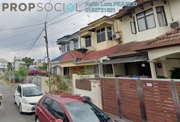 Terrace For Sale in Taman Tan Yew Lai, Old Klang Road Freehold Semi Furnished 5R/3B 760k