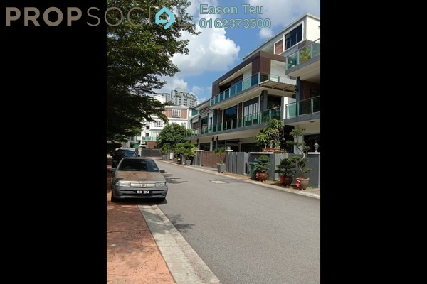 Superlink For Sale in Duta Suria, Ampang Freehold Semi Furnished 5R/6B 1.55m