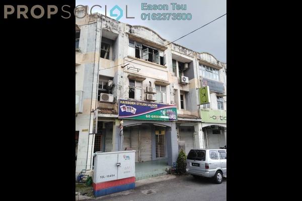 Shop For Rent in Taman Sri Sinar, Segambut Freehold Unfurnished 0R/1B 2.9k