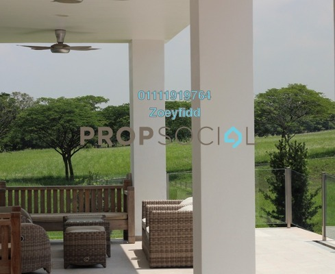 Bungalow For Sale in East Ledang, Iskandar Puteri (Nusajaya) Freehold Fully Furnished 6R/9B 11.5m