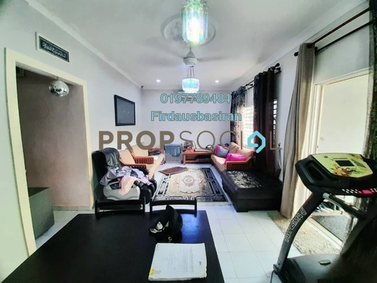 Terrace For Sale in Section 10, Shah Alam Freehold Unfurnished 3R/2B 530k