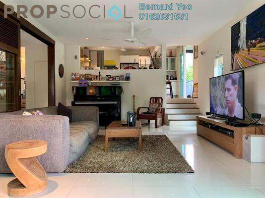 Bungalow For Rent in Bukit Bandaraya, Bangsar Freehold Semi Furnished 6R/4B 14k