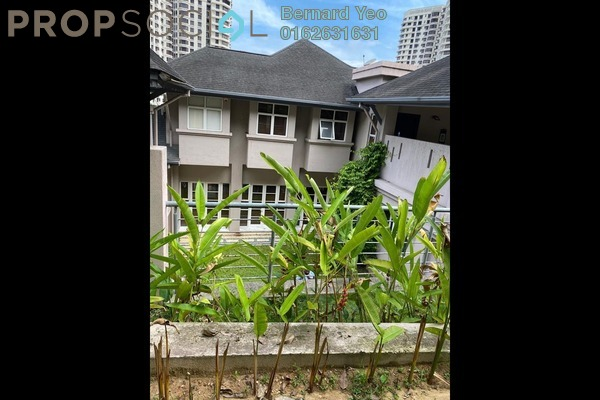 Bungalow For Sale in Bukit Bandaraya, Bangsar Leasehold Semi Furnished 6R/8B 12.5m