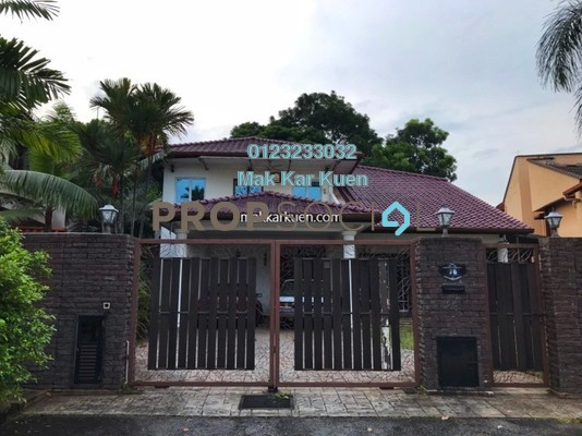 Bungalow For Sale in Bukit Damansara, Damansara Heights Freehold Semi Furnished 6R/6B 4.21m