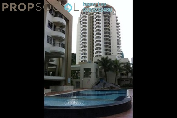Apartment For Rent in Leader Garden, Tanjung Bungah Freehold Fully Furnished 3R/2B 1.7k