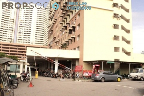 Condominium For Rent in Jelutong Palace, Jelutong Freehold Semi Furnished 3R/2B 1.4k