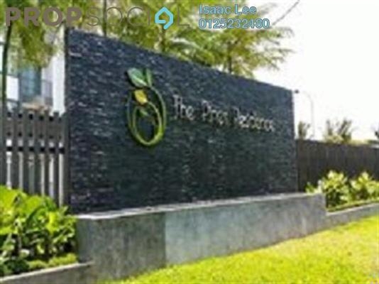 Condominium For Sale in Pine Residence, Farlim Freehold Semi Furnished 3R/2B 700k
