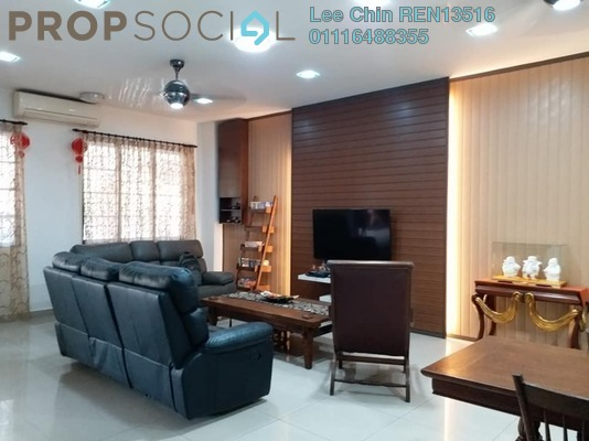 Semi-Detached For Sale in Capa Residency, Bandar Sungai Long Freehold semi_furnished 5R/5B 1.58m
