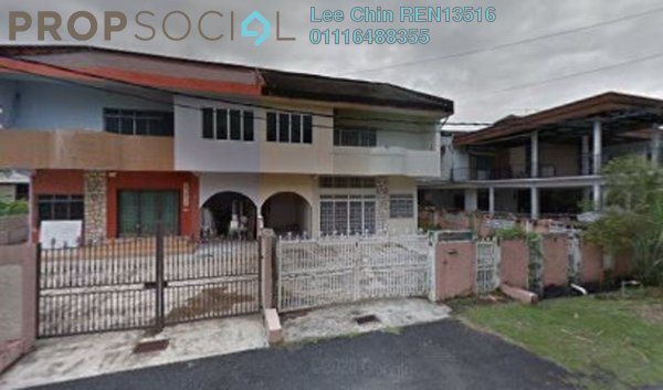 Semi-Detached For Sale in Taman Banang Ria, Batu Pahat Freehold unfurnished 4R/4B 520k