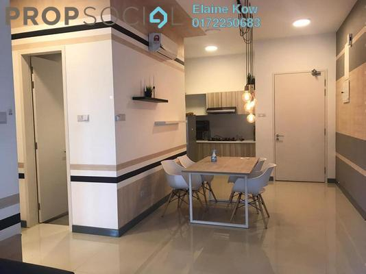 Condominium For Sale in South View, Bangsar South Freehold Fully Furnished 2R/2B 699k