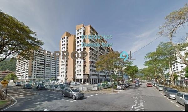 Apartment For Sale in Desa Permata, Farlim Freehold Semi Furnished 3R/2B 280k
