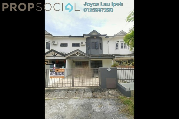 Townhouse For Sale in SD6 @ Gunung Rapat, Ipoh Freehold Unfurnished 4R/3B 298k