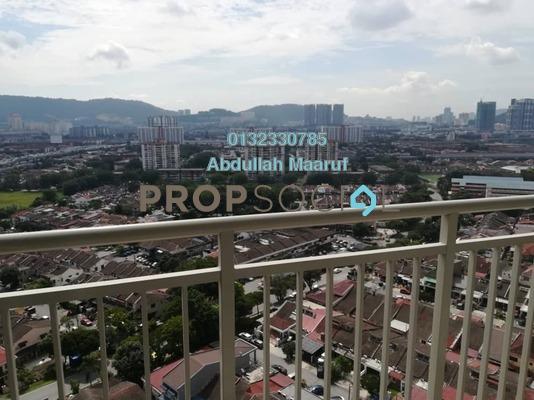 Apartment For Rent in Residensi Pandanmas 2, Pandan Indah Freehold Semi Furnished 3R/2B 1.3k