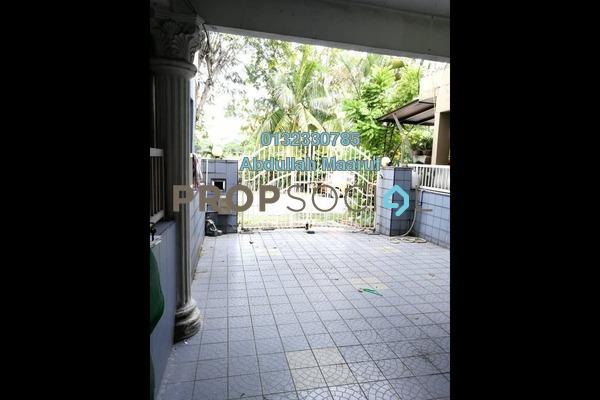 Terrace For Sale in Pandan Jaya H5, Pandan Jaya Leasehold Semi Furnished 2R/1B 350k