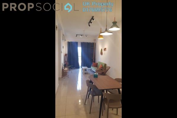 Condominium For Rent in BSP 21, Bandar Saujana Putra Freehold Fully Furnished 3R/2B 1.3k