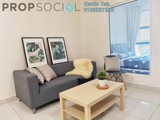Condominium For Rent in Arte Mont Kiara, Dutamas Freehold Fully Furnished 1R/1B 2.2k