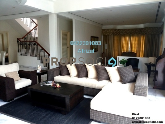 Condominium For Sale in Kenny Heights Sanctuary, Kenny Heights Freehold Semi Furnished 4R/6B 2.4m