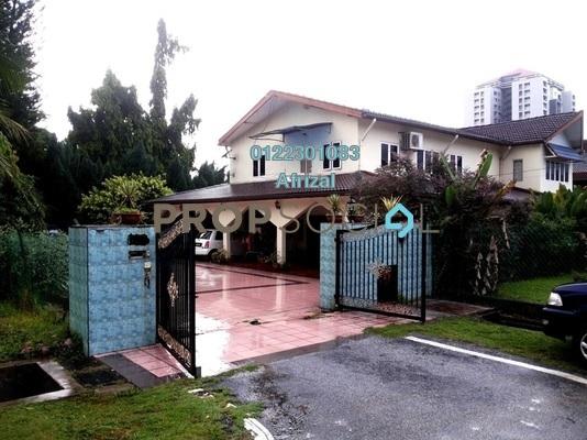 Bungalow For Sale in Taman Ampang Utama, Ampang Freehold Semi Furnished 4R/5B 2.8m