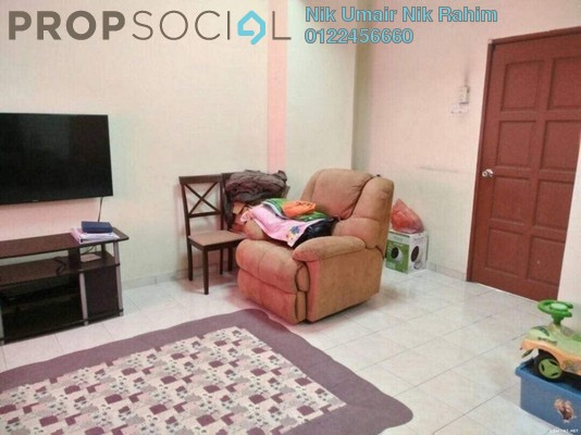 Apartment For Sale in Damai Mewah B Apartment, Kajang Freehold Unfurnished 3R/2B 240k