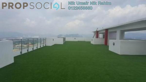 Condominium For Sale in Platinum Lake PV21, Setapak Leasehold Unfurnished 2R/2B 425k