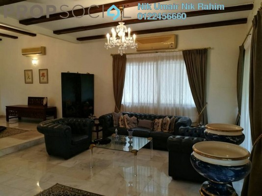 Bungalow For Sale in Taman TAR, Ampang Freehold Semi Furnished 5R/4B 2.8m