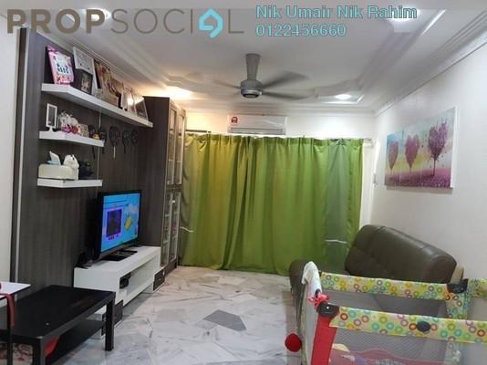 Condominium For Sale in Pandan Mewah Heights, Pandan Indah Freehold Semi Furnished 3R/2B 378k