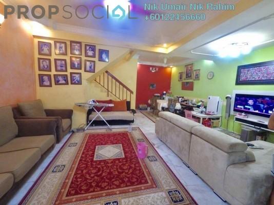 Terrace For Sale in Taman Universiti, Bangi Freehold Fully Furnished 4R/3B 485k