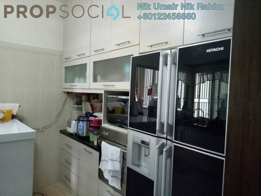 Condominium For Sale in Desa Putra, Wangsa Maju Freehold Semi Furnished 3R/2B 708k