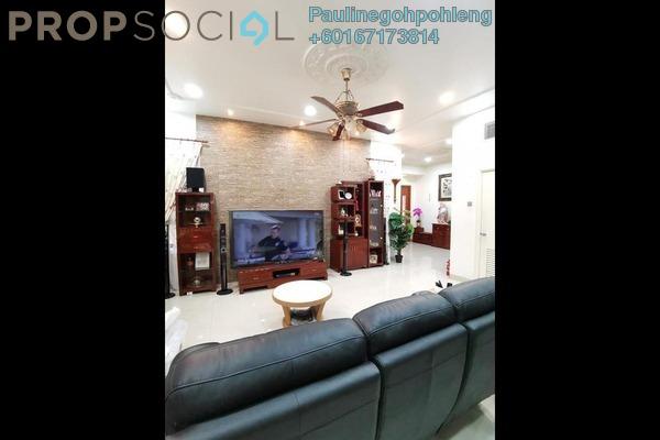 Semi-Detached For Sale in Damansara Legenda, Tropicana Freehold Fully Furnished 6R/7B 2.99m