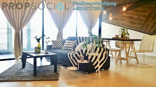 Condominium For Sale in Verde, Ara Damansara Freehold Fully Furnished 3R/2B 1.09m
