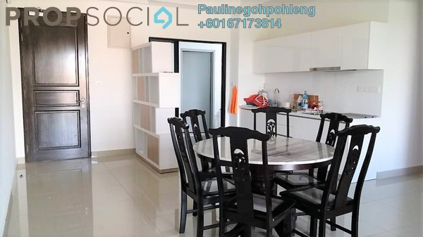 Condominium For Rent in Glomac Centro, Bandar Utama Freehold Semi Furnished 4R/4B 3k