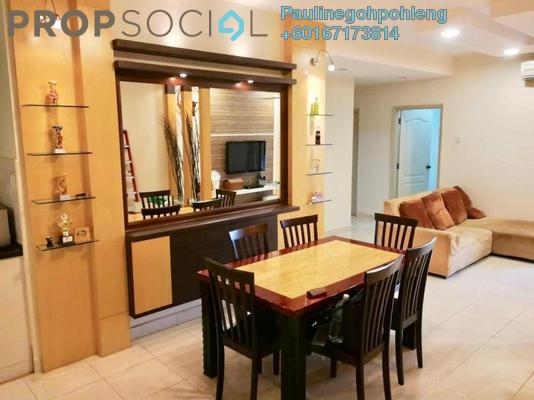 Condominium For Rent in Pelangi Utama, Bandar Utama Freehold Fully Furnished 3R/2B 2.4k
