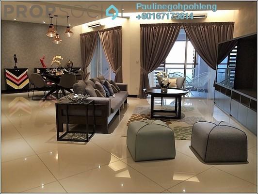 Condominium For Rent in 9 Bukit Utama, Bandar Utama Freehold Fully Furnished 5R/4B 3.5k