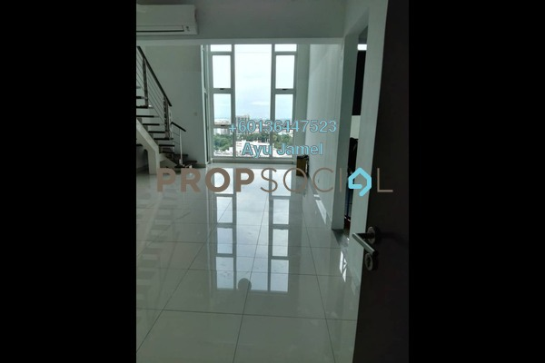 SoHo/Studio For Rent in Section 9, Shah Alam Freehold Unfurnished 1R/1B 1.8k