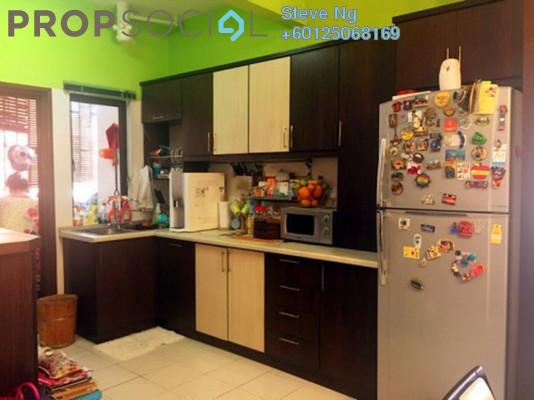 Condominium For Sale in Sri Manja Court, PJ South Freehold Semi Furnished 3R/2B 380k