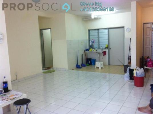Condominium For Sale in Widuri Impian, Desa Petaling Freehold Unfurnished 3R/2B 290k
