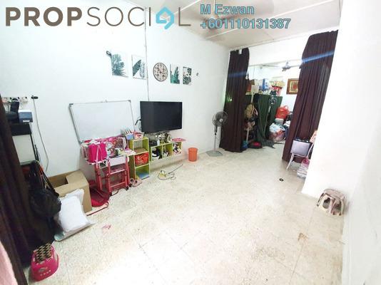 Terrace For Sale in Taman Bunga Raya, Setapak Freehold Unfurnished 3R/1B 485k