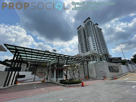 Condominium For Sale in Saville @ The Park, Pantai Freehold Unfurnished 3R/2B 690k