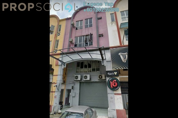 Shop For Sale in Taman Perindustrian KIP, Kepong Freehold Semi Furnished 0R/0B 1.7m