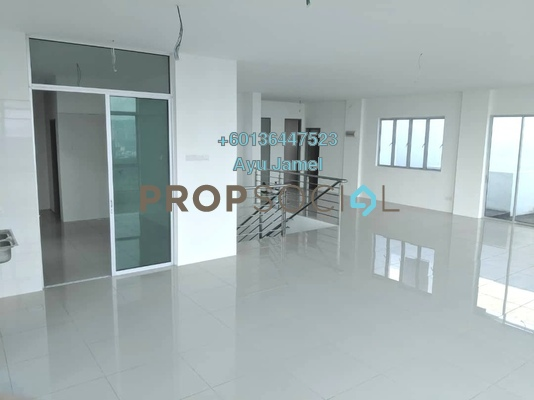 Condominium For Sale in Silk Residence, Bandar Tun Hussein Onn Freehold unfurnished 6R/7B 850k