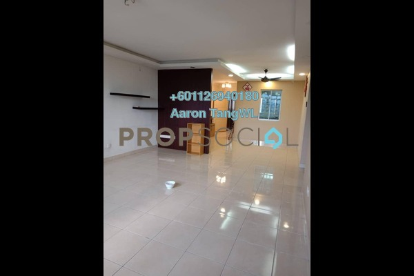 Condominium For Rent in Casa Prima, Kepong Freehold Semi Furnished 3R/2B 1.3k
