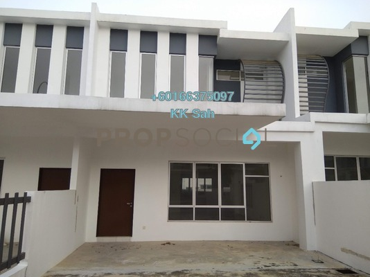 Link For Sale in Setia EcoHill, Semenyih Freehold Semi Furnished 4R/3B 520k