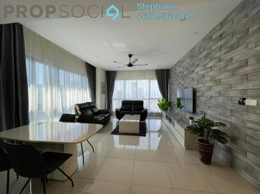 Condominium For Rent in Aria, KLCC Freehold Fully Furnished 3R/3B 8.5k