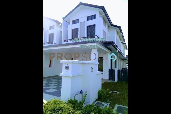 Semi-Detached For Rent in Eco Majestic, Semenyih Freehold Semi Furnished 4R/4B 1.8k