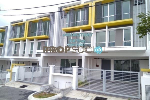 Link For Sale in Taman Semenyih Mewah, Semenyih Freehold Unfurnished 4R/3B 714k
